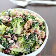 bacon sunflower seeds need an easy side dish make this broccoli salad it s