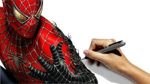 homem aranha colorindo paginas spiderman coloring pages color