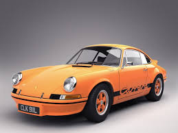 orange porsche porsche 911 2 7 rs orange by matthew clark 3d cgsociety