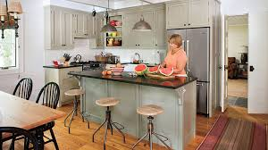 How To Make A Pass Through Kitchen Bar by Kitchen Inspiration Southern Living