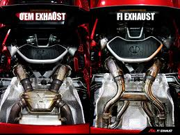 custom mclaren mp4 12c mclaren mp4 12c valvetronic exhaust system fi exhaust