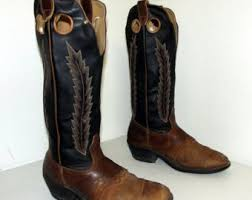 womens cowboy boots size 11 wide womens two tone cowboy boots size 6 5 b