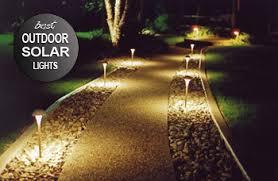Best Outdoor Solar Lights Best Outdoor Solar Lights 2017 Gardens And Backyards