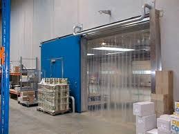 chambre froide traduction porte souple à ères pvc pour chambre froide industrielle