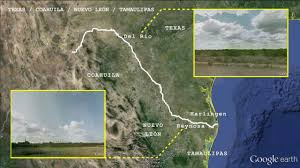 Us Mexico Border Map by U S Mexico Border A Conflict With No Way Out Igeonews Youtube
