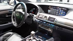lexus sedan ls 2013 paris 2012 lexus ls600h live photos autoevolution