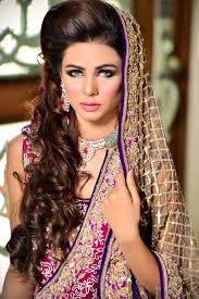 what is the latest hairstyle for 2015 latest pakistani bridal wedding hairstyles 2015 2016 stylesgap
