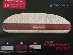 bed gear pillow sleep fuels everything bedgear performance pillows cassie gannis