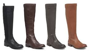 womens boots on clearance clearance wide calf s boots size 6 groupon