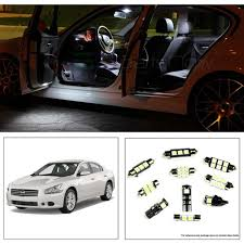 2014 Nissan Maxima Interior 2009 2014 Nissan Maxima Interior Led Lights Package