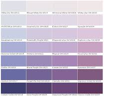 different shades of purple names different shades of purple best purple paint colors pertaining to
