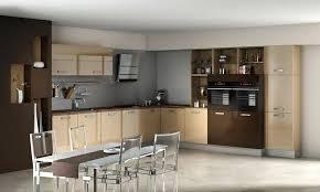 cuisine 2 couleurs la cuisine marron inspiration cuisine cuisine marron associer 2
