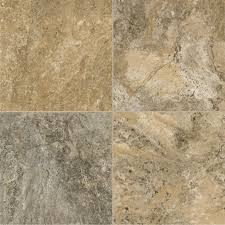 classico travertine cameo brown gray d4312 luxury vinyl