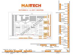 Hynes Convention Center Floor Plan Marketing Technology Management Hype U003d Martech Chief