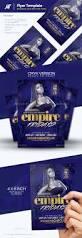 empire days party flyer template elegante modelo de panfleto e