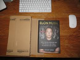 biography book elon musk new elon musk biography has arrived electric car driver