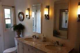 recessed medicine cabinet mirror ideas with white bathroom vanity