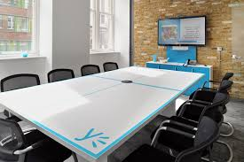 Ping Pong Conference Table Yammer Uk Alea Office