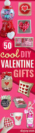 Homemade Valentines Gifts by 50 Cool Diy Valentine Gifts Diy Joy