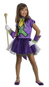 amazon com dc super villain collection joker u0027s costume with