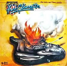 Fancy Photo Albums Hank C Burnette Licks And Fancy Tricks Vinyl Lp Album
