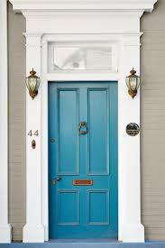 Denim Blue 13 Bold Colors For Your Front Door Southern Living