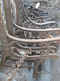 Cast Bench Ends Lotsa Antique Cast Iron Bench Ends In Stock New Arrivals U2013 Green