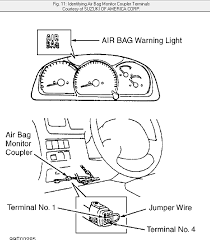 Reset Airbag Light How Do You Reset The Airbag System On A 99 Grand Vitara The