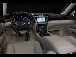 lexus ls features view of lexus ls 600h l photos video features and tuning of