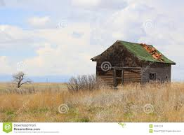 abandoned house in wyoming stock images image 19467724