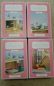 18 Inch Doll Kitchen Furniture by Modern Mini Houses