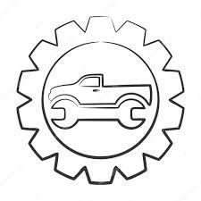 car service logo logo car service u2014 stock photo designer an 103314804