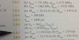 civil engineering mechanics of materials gere 8th chegg com