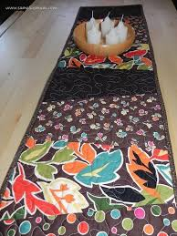 427 best quilted table runners images on
