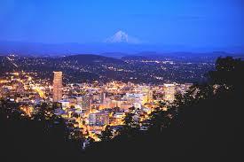 Portland City Flag On The Trail Portland Oregon Destinations Magazine