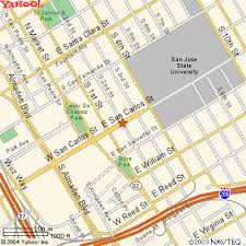 san jose state map cinemas 3 maps and directions