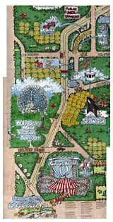 universal studios halloween horror nights map dan alexander dizmentia july 2010