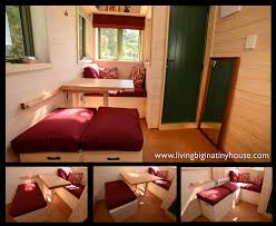 beautiful tiny house in eco community living big in a tiny house