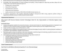 experience resume for production engineer post production engineer sample resume nardellidesign com