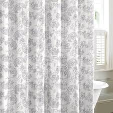 Paisley Shower Curtains Indigo Paisley Shower Curtain Products Bookmarks Design Grey And