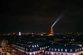 eiffel tower light show eiffel tower light show from galleries lafayette katie s bliss