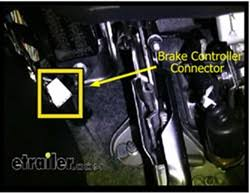 installing a brake controller on 2005 toyota tundra etrailer com