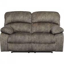 ashley furniture cannelton power rocker reclining loveseat in tri