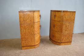 Art Deco Bedside Cabinets Cloud  Art Deco Furniture Sales - Art deco bedroom furniture for sale uk