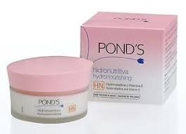 Normal Hn ponds hydronourishing hn normal 50ml great value