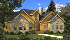 log cabin homes plans the halifax