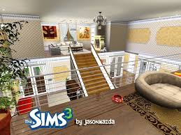 Royal Home Decor by The Sims 3 House Ideas