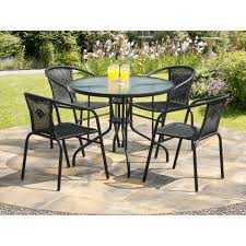 5 Piece Nursery Furniture Set by Patio Dining Sets Wayfair Overshores 5 Piece Set Loversiq