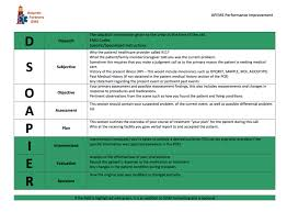 improvement report template quality improvement atlantic partners ems