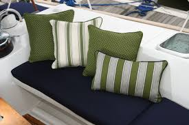 sunbrella boat cushions sailboat pinterest boating